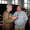 Jim Buck & Marty Hepburn chat.