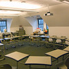 3rd floor classroom. Was Pearson's for German in late 70s.