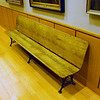 Bench from the late, great BIG ROOM.