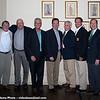 Tee Adams; Dan Flynn; Tony Liberatore; Andrew Homa; Dennis McGee; teacher, Rich Roper;<br />  Brian Sullivan; Michael Farrell and Bob Shrader.