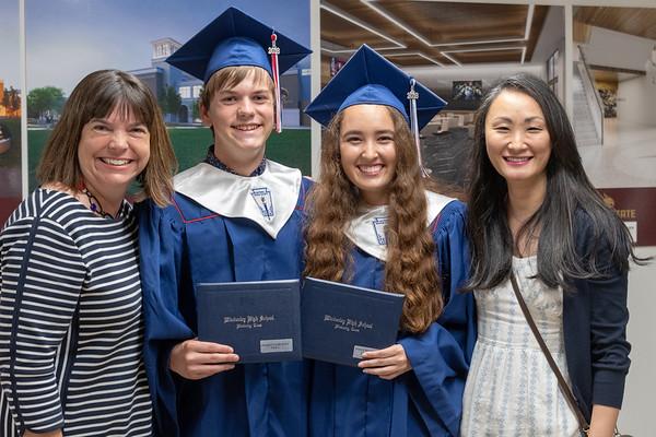 Wimberley High School Graduation, 2018