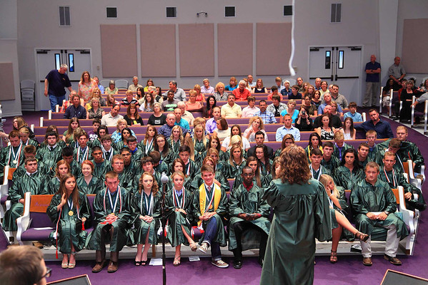 Baccalaureate Service 2012
