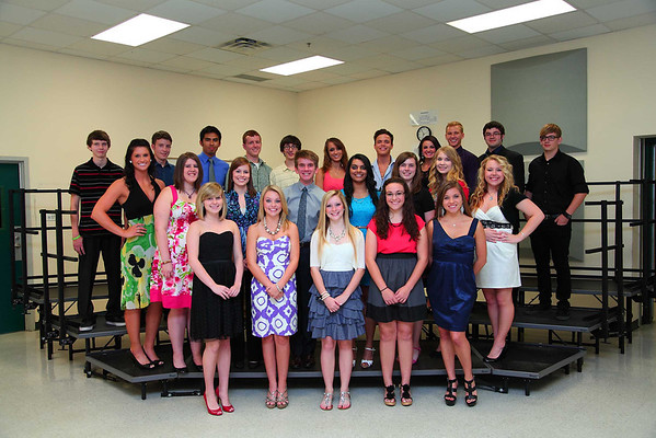 CHS Academic Awards 2012