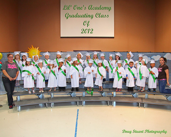 Lil' Ones Academy Graduation 2012