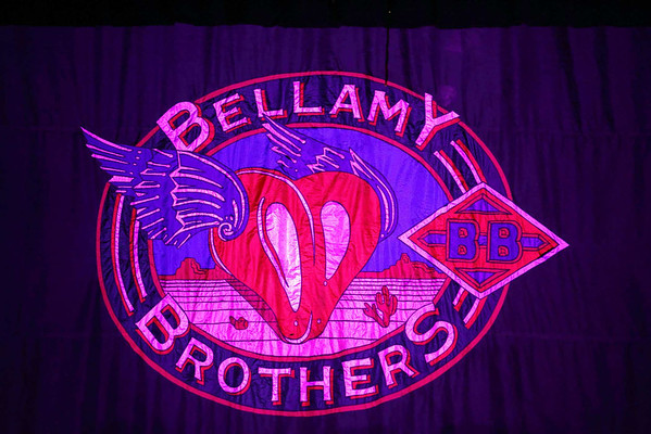 Bellamy Brothers Concert, 11-3-12