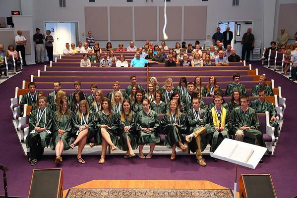 CHS Baccalaureate 2013