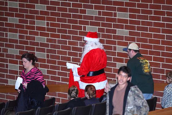 CHS Christmas Choir 12-10-12