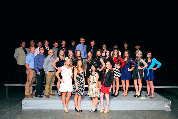 NHS Induction Ceremony 2012