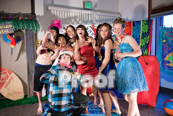 FMS 8th Grade Graduation Dance 2010