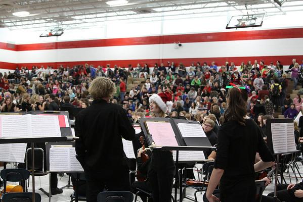 Xmas Assembly 2010