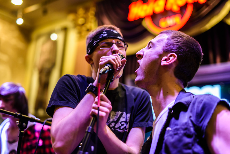 School of Rock Best Of Season - Hard Rock Cafe - January 4, 2014