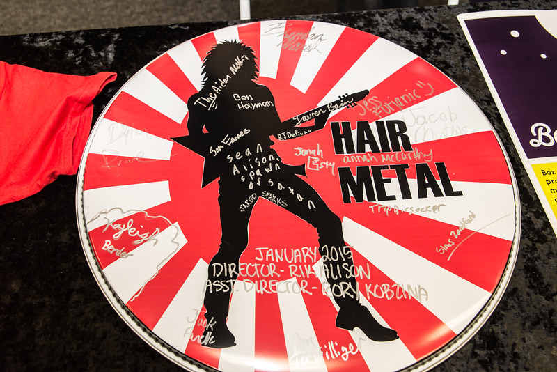 Main Line School of Rock -  Hair Metal - January 24, 2015