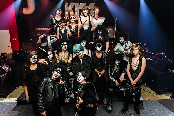 School Of Rock Main Line - KISS - September 20th, 2014