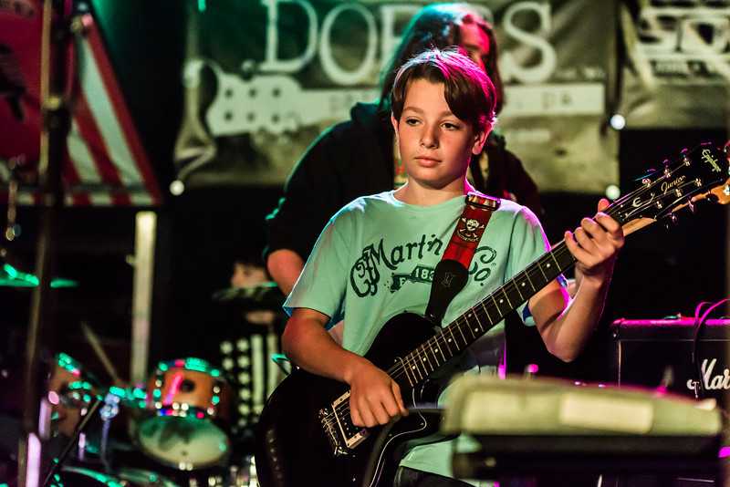 School Of Rock Philly - Women Who Rock - Legendary Dobbs - December 7, 2013