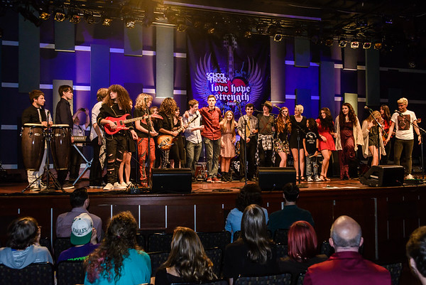 School Of Rock Allstars - Team 5 - July 29th, 2014