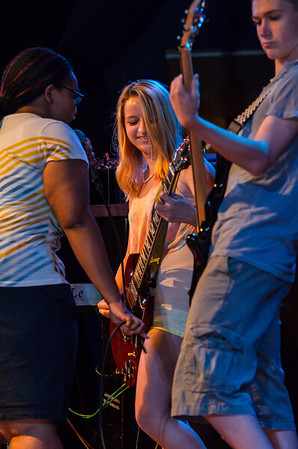 School Of Rock Best Of Season - World Cafe Live - June 10, 2012