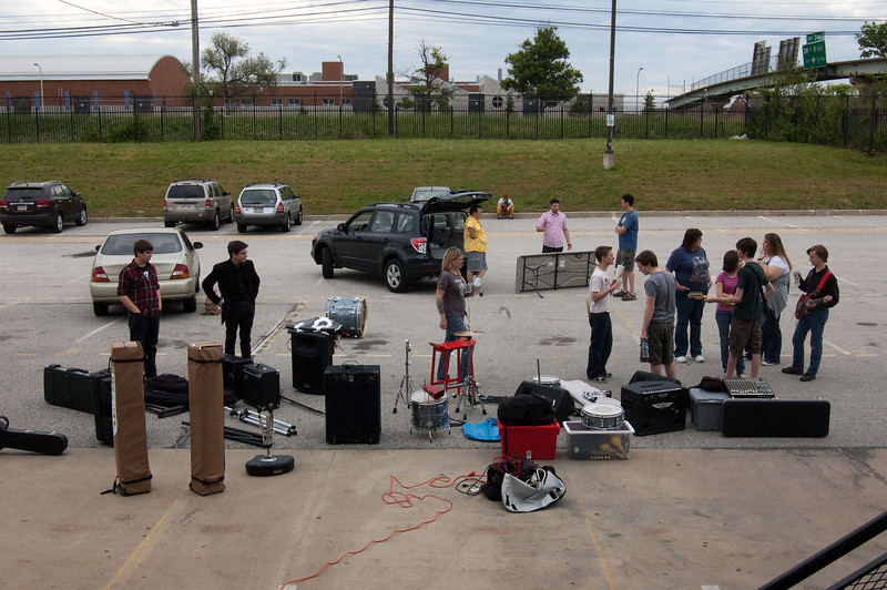 School Of Rock - Pennsy Flea Market - June 4th, 2011