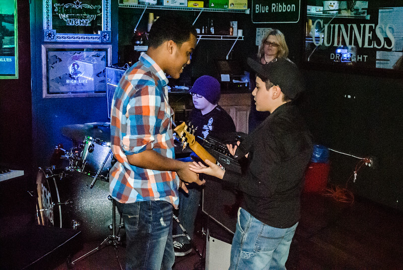 School Of Rock Philadelphia - Classic Funk - JD McGillicuddy's - April 28, 2012