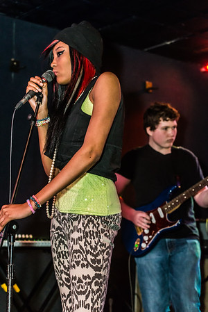 School Of Rock Philly - Punk 'N' Funk - Dobbs - December 14, 2013