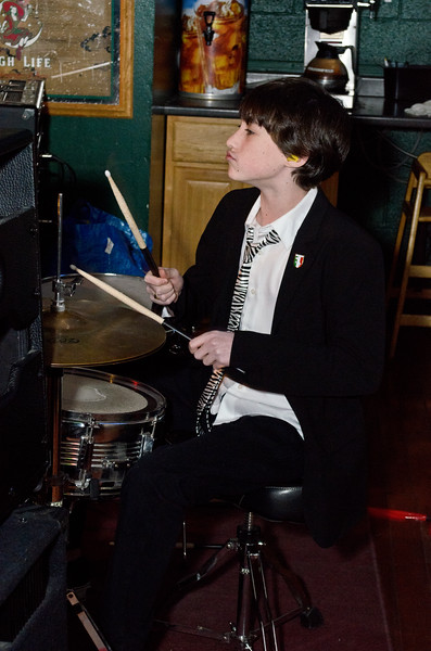 School Of Rock - We Love The 80s - JD McGillicuddys - December 17, 2011