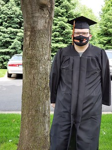 Ethan's High School Graduation