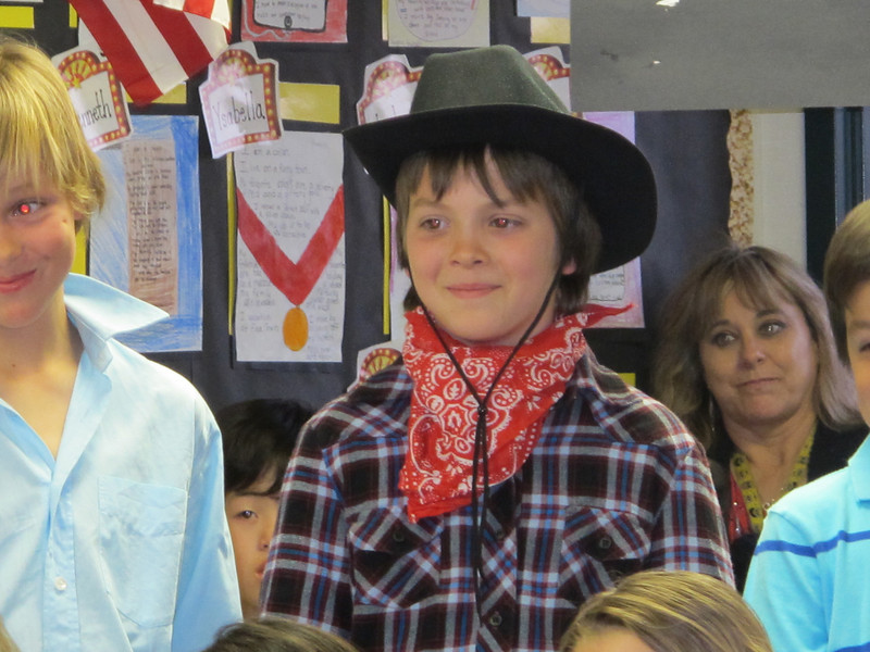 I love when cowboys smile!
