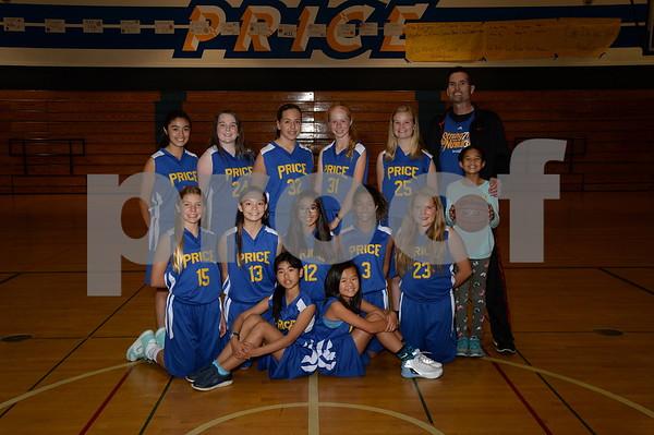 12-1-17 Ida Price Girls BSK