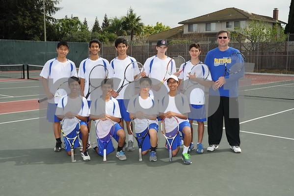 3-20-15 Prospect Boys Tennis
