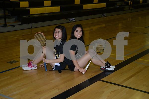 3-23-18 Wil Badminton