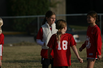 November 10, 2007 Soccer
