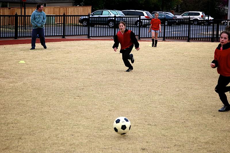 03-13-09 Soccer Practice 1