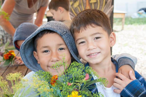 Grow Some Good Taste of School Garden 2015