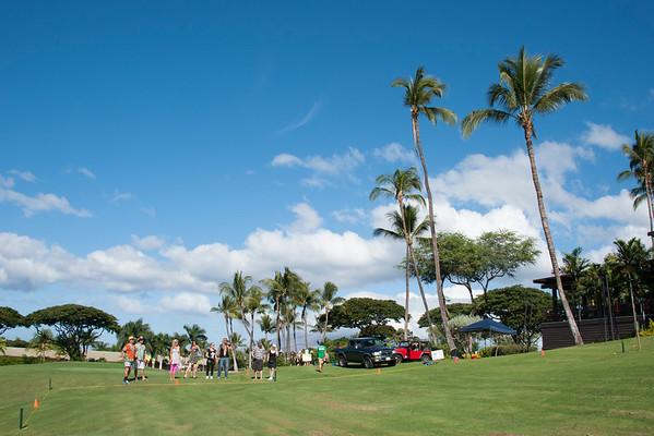MHOK Bocce Tournament, Maui - Mieko Photography