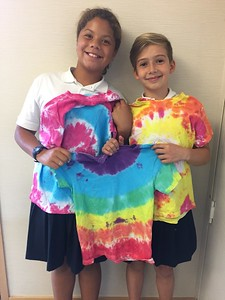 A-Z Co., Anna M. & Zoe F. (6th Grade)