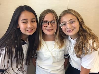Scrub a Dub Dub, Bebe R., Olivia A. & Catalina B. (5th Grade)