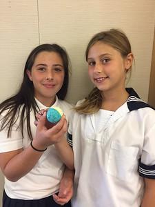 Bomb Voyage, Parker Rose A. & Lila P. (5th Grade)