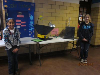 Junior High Science Fair 2011