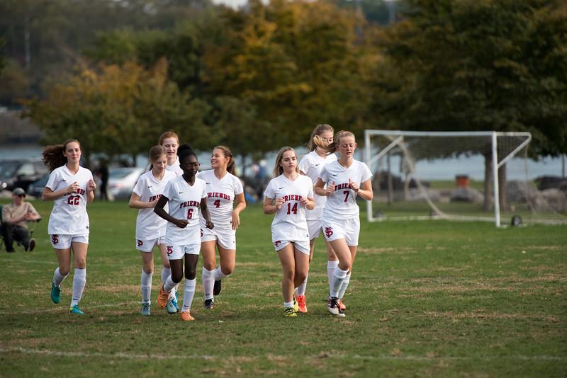 Friends Seminary Varsity Girls Soccer