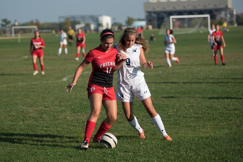 Friends Seminary - Girls Varsity Soccer