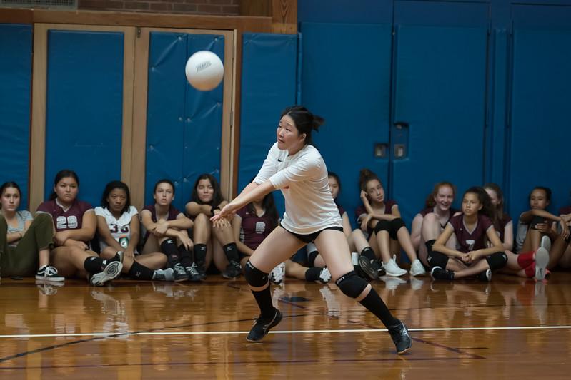 Friends Seminary Girls Varsity Volleyball