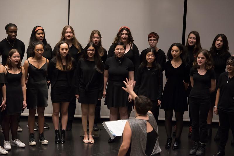 Friends Seminary Upper School Autumn Concert