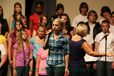GHS Choir - Final Performance of 2009