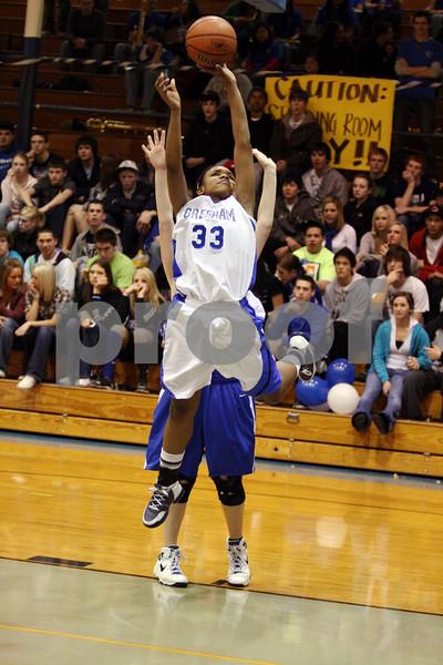Girls Varsity Basketball 2009