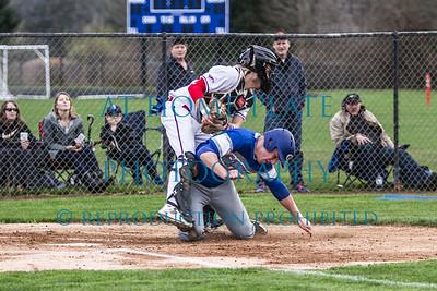 Varsity Baseball vs LaSalle   - win 7-6