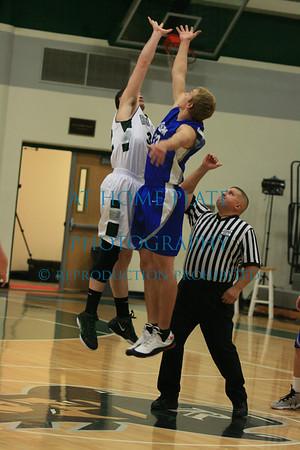 Boys Varsity Basketball vs GHS