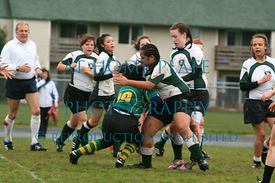 Girls Rugby 2012