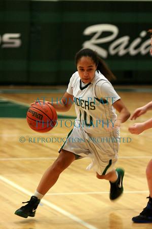 Girls Varsity Basketball vs Gresham High School