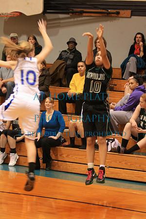 Girls Varsity Basketball @ Gresham