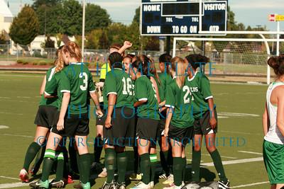 Girls Varsity Soccer vs Gresham