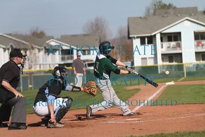 Varsity Baseball vs Lakeridge